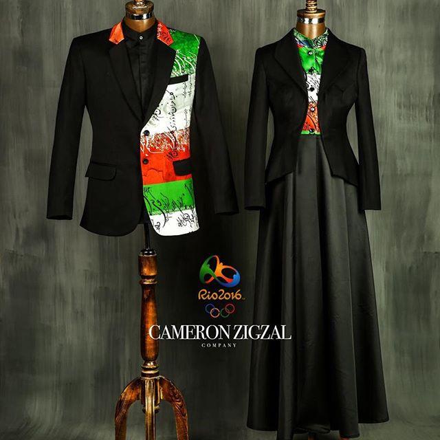 لباس پیشنهادی برای المپیک